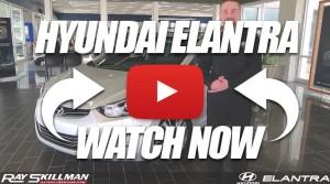 Hyundai Elantra Walk Around Video