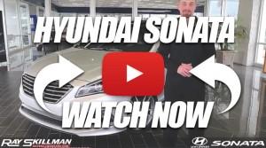Hyundai Sonata Walk Around Video