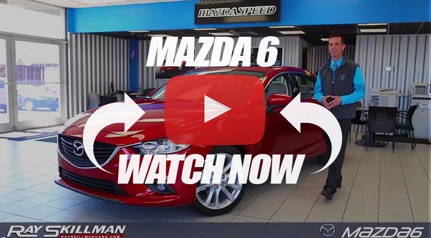 Mazda6 Walk Around Video