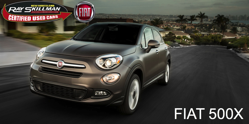 FIAT 500X Indianapolis IN
