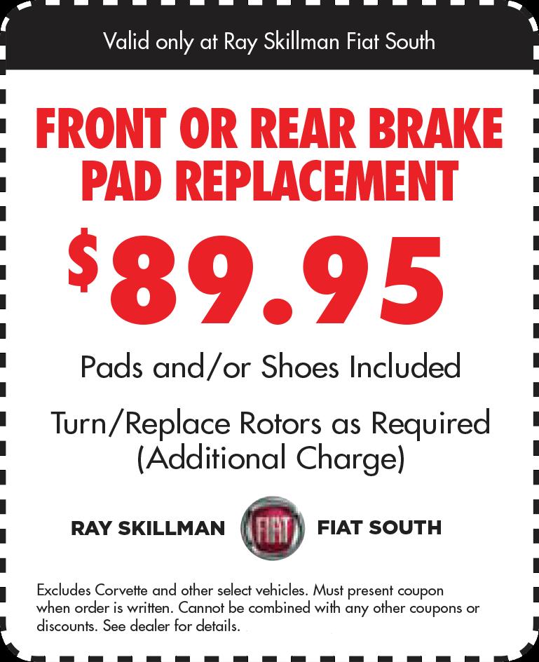 Buy Here Pay Here Indianapolis >> Auto Service Specials   Ray Skillman FIAT South near ...