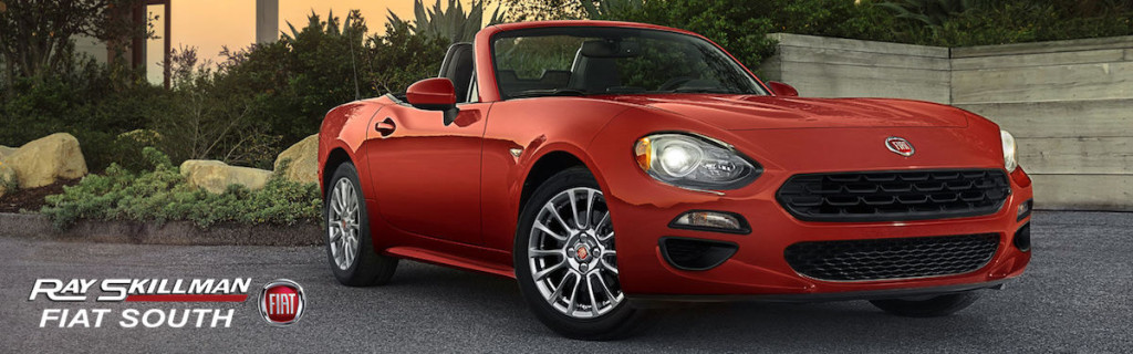 FIAT 124 Spider Indianapolis IN