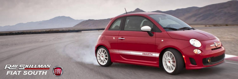 FIAT 2016 500