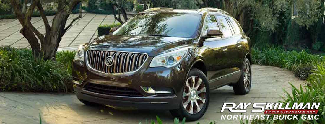 Buick Enclave Greenfield IN
