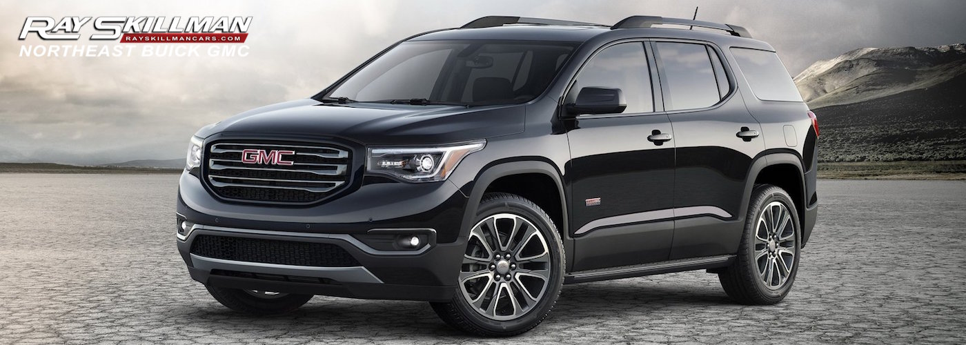 2017 GMC Acadia Greenfield IN