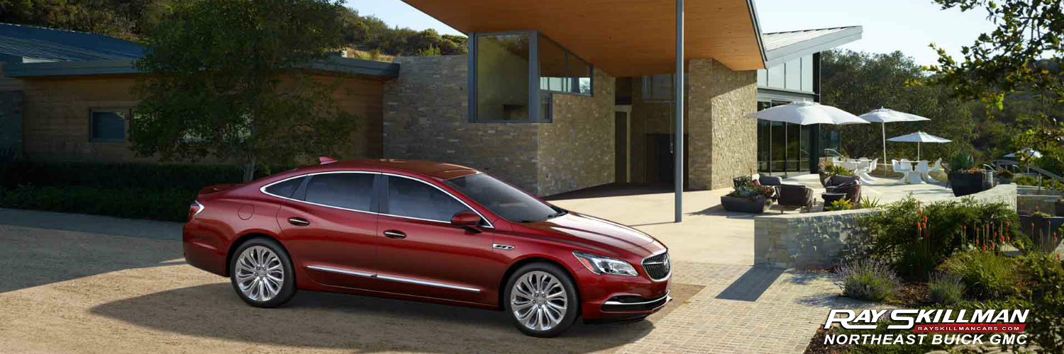Buick LaCrosse Greenfield IN