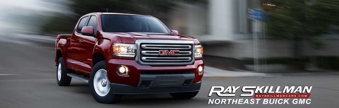 GMC Canyon Greenfield IN