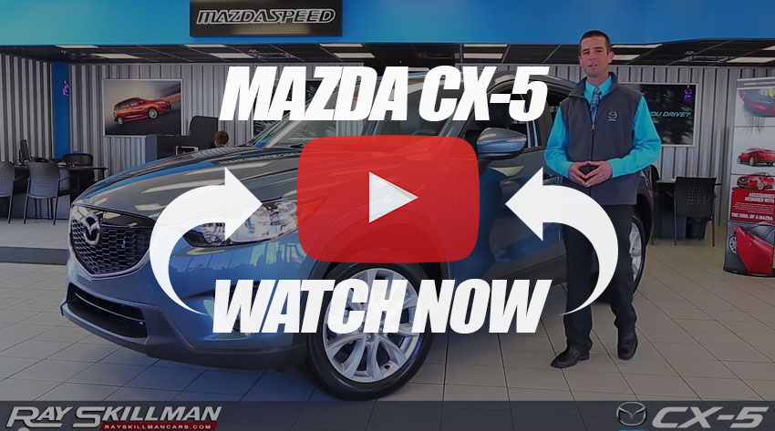 Mazda CX-5 Walk Around Video