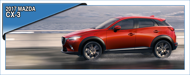 2017 Mazda CX-3 in Indianapolis