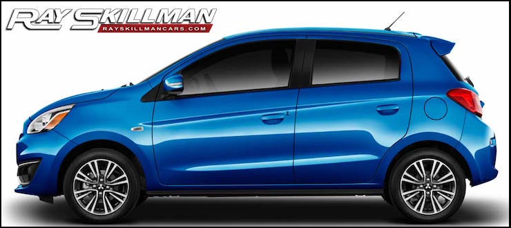 2017 Mitsubishi Mirage Plainfield IN