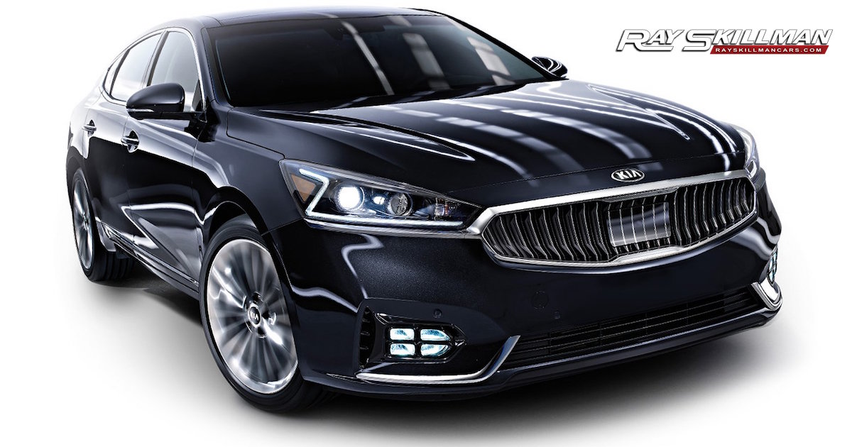 KIA Cadenza Plainfield IN