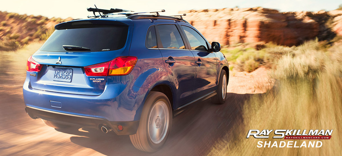 Mitsubishi Outlander Sport Fishers IN
