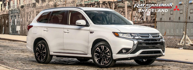 New Mitsubishi Vehicles In Indianapolis Ray Skillman