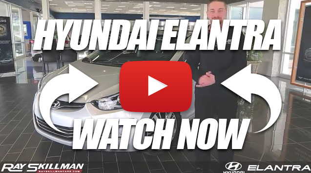 Hyundai Elantra Walk Around Video