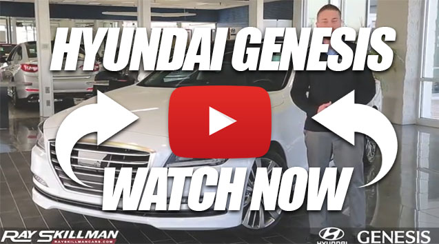 Hyundai Genesis Walk Around Video