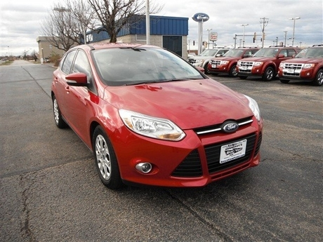 For a Great Used Car Dealership Near Aurora IL Look No Further Than River View Ford. 2012 Ford Focus. Drivers looking for used car dealerships ... & Used Cars Aurora Montgomery Oswego Illinois | River View Ford markmcfarlin.com
