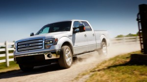2013 Ford F-150 a