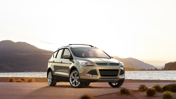 2013 Ford Escape 3-1