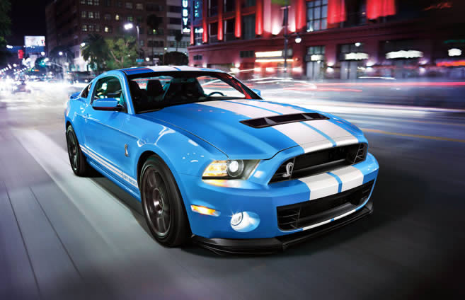 Wonderful 2014 Ford Mustang Shelby GT500