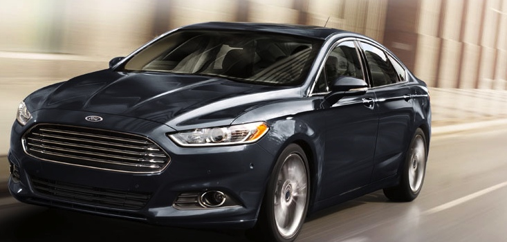 New 2014 Ford Fusion