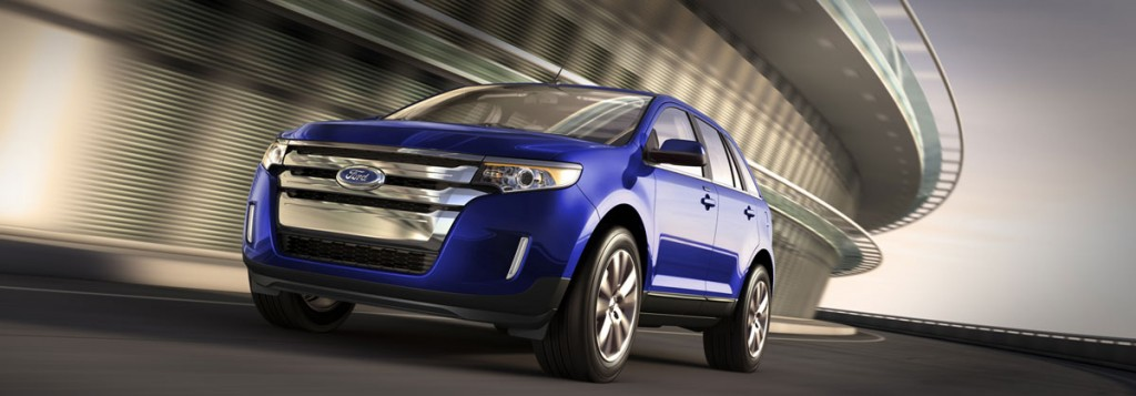 Ford Edge Price And Trims