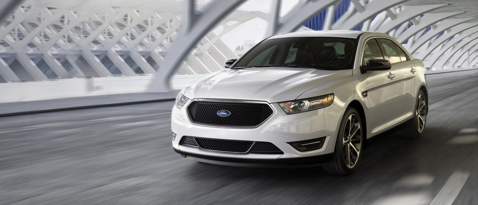 2015 Ford Taurus mpg