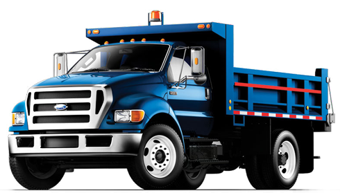 Commercial Trucks from Ford