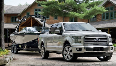 2015 Ford F150 Towing Capacity >> 2016 Ford F 150 Towing River View Ford Oswego Il