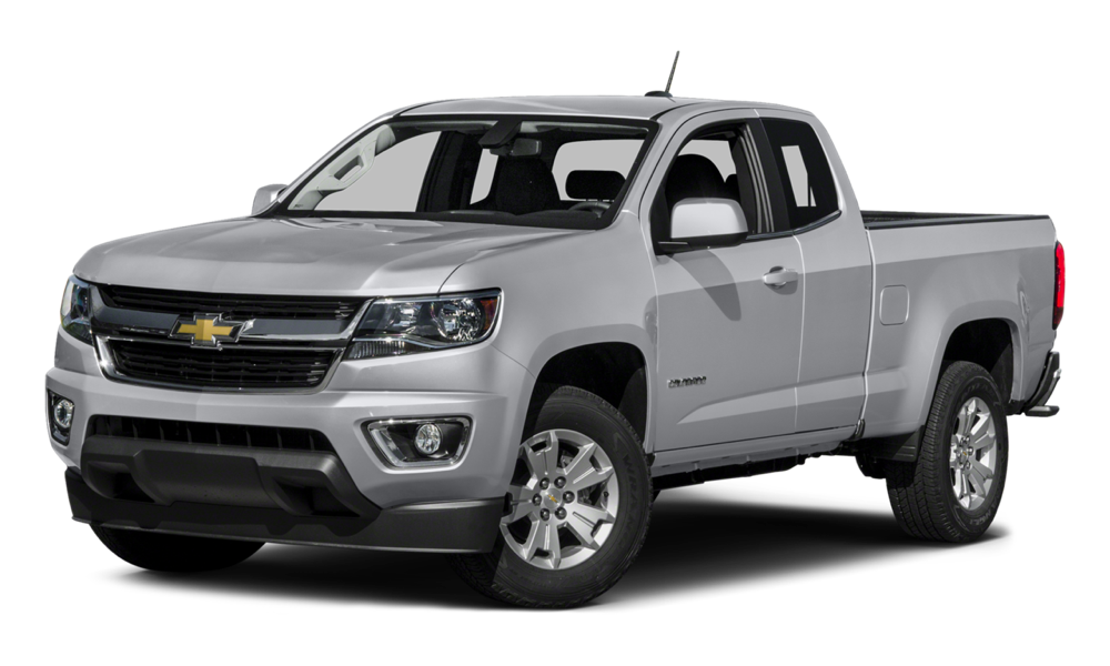 2016 Colorado light exterior