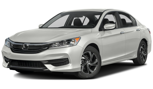 2016 Honda Accord white exterior