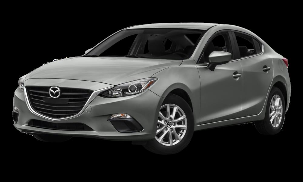 2016 Mazda3 dark exterior