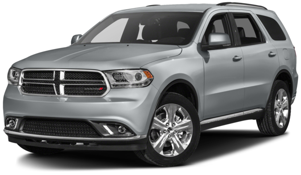 2016 Dodge Durango grey exterior
