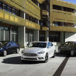 Ford Fusion Models
