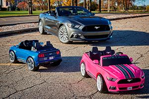 Power Wheels Mustangs