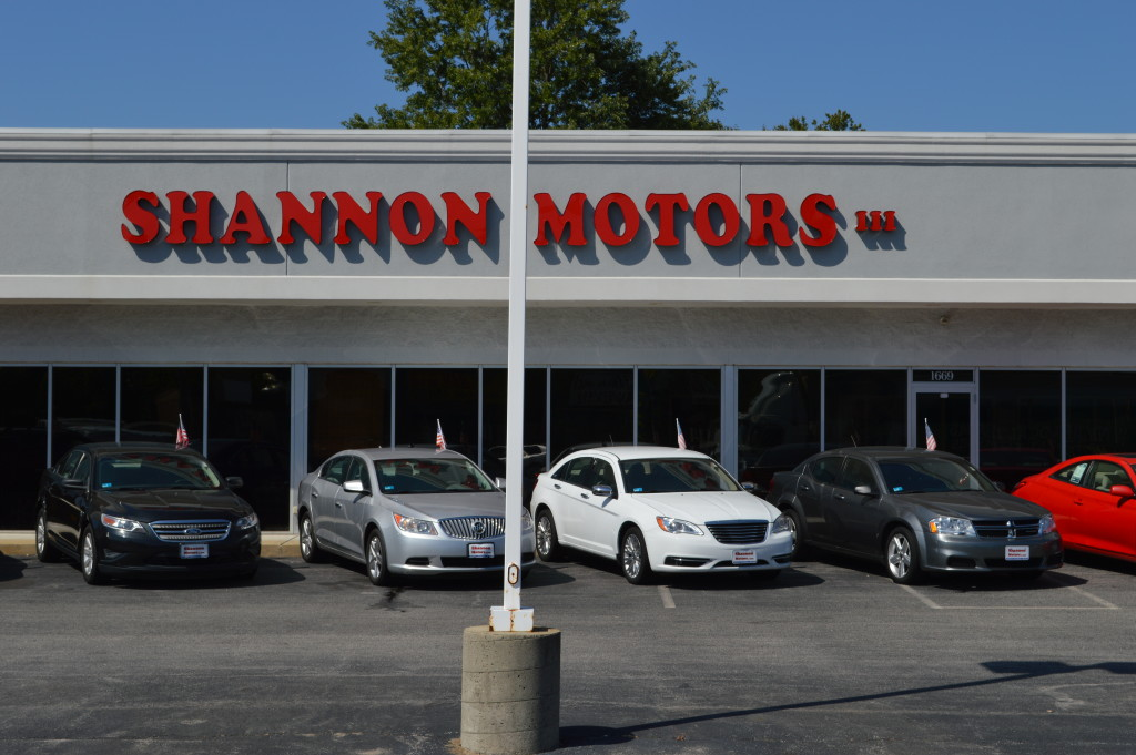 Shannon Motors Somerset