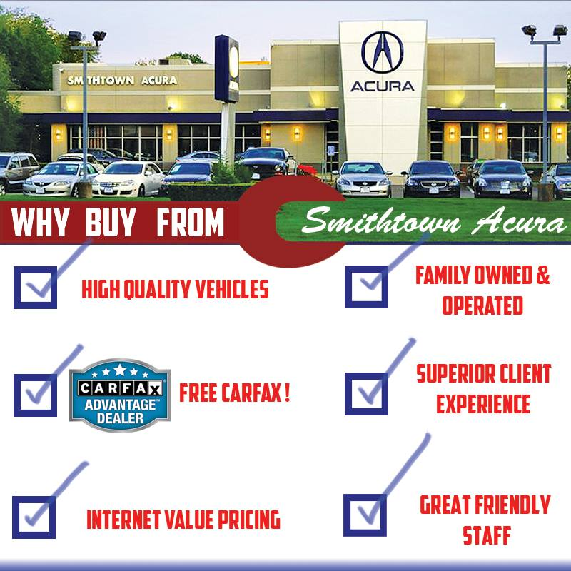About Smithtown Acura Long Island And Setauket Acura Dealer - Acura dealers long island