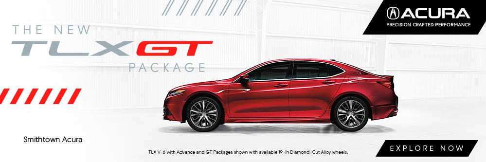 TLX GT Package Details
