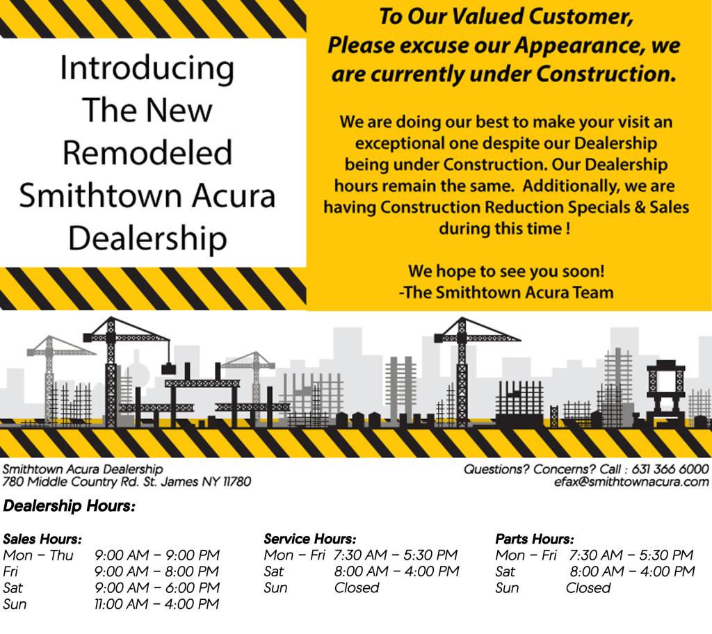 SmithtownAcura_ConstructionPage1