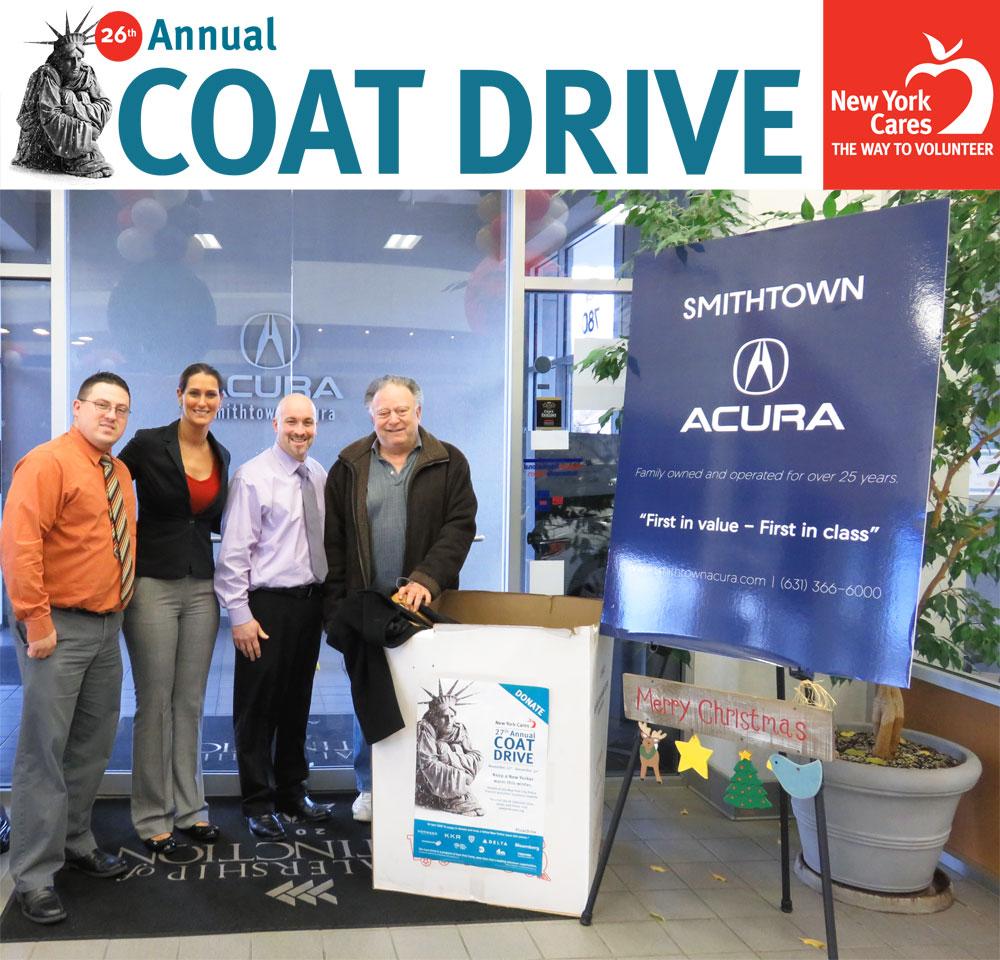 Annual Coat Drive
