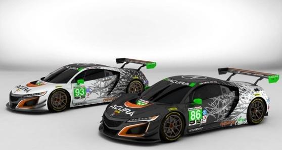 NSX GTE