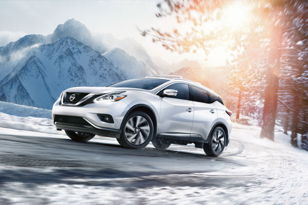 2016 Nissan Murano Price and Trims