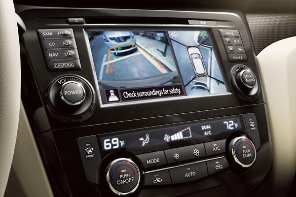2016 Nissan Rogue Technology