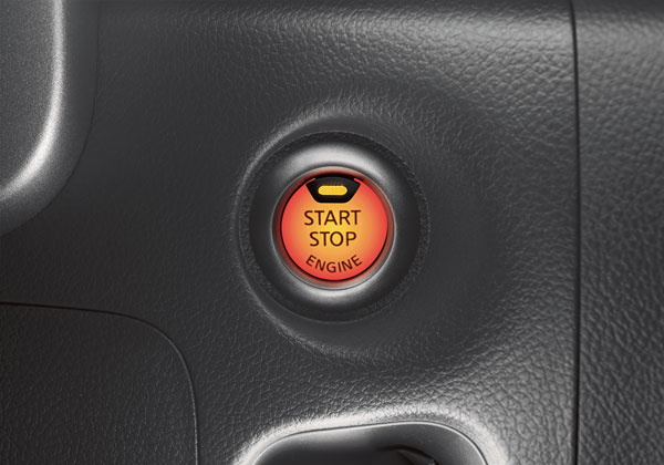 2016 Nissan Sentra Intelligent Key