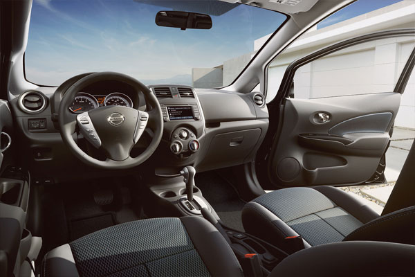 2016 Nissan Versa Pricing and Trims