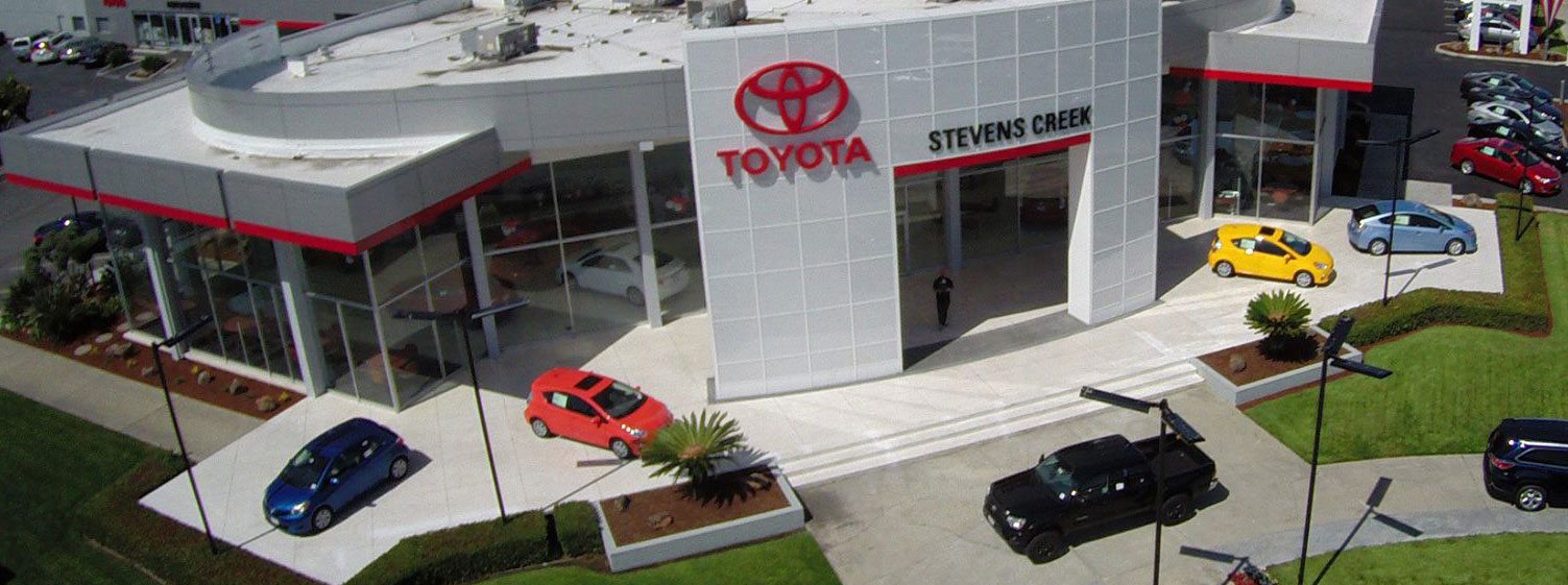 Toyota Stevens Creek >> San Jose Bay Area Ca Toyota Learn More Stevens Creek Toyota
