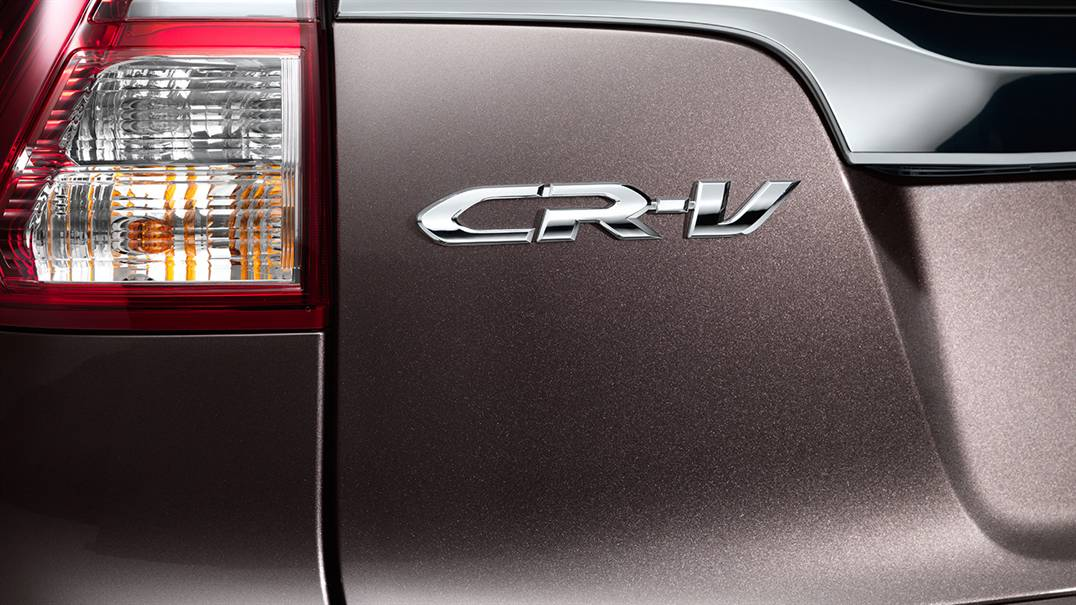 2016 Honda CR-V badge