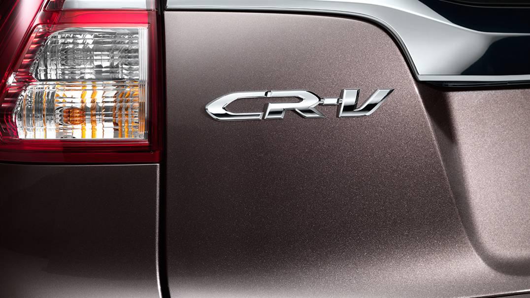 2016 Honda CR-V badge