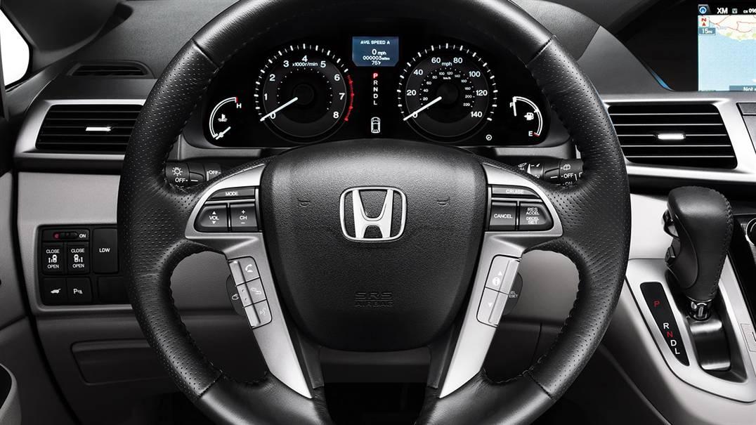 Odyssey Steering Wheel