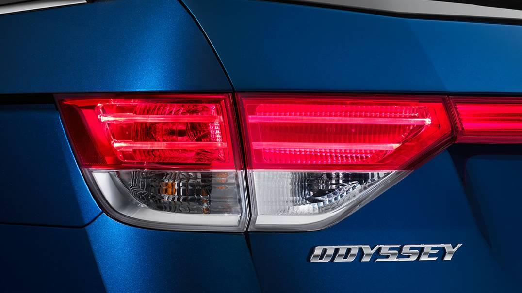 Odyssey badge