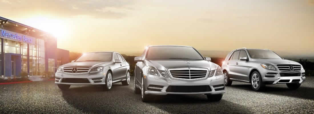 New Mercedes-Benz Models